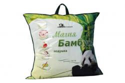 Подушка «Магия бамбука» (чехол: микрофибра)