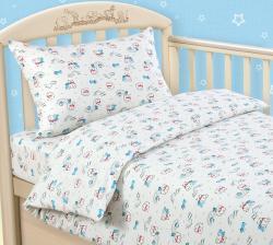 """Купить детское постельное белье из трикотажа """"Умка"""""""