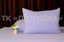 Купить фиолетовые махровые наволочки на молнии в Челябинске