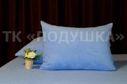 Купить синие махровые наволочки на молнии в Челябинске