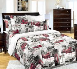 Купить постельное белье из бязи «Лондон 1» в Челябинске