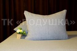 Купить серые махровые наволочки на молнии в Челябинске