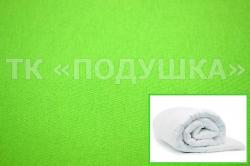 Купить салатовый трикотажный пододеяльник в Челябинске