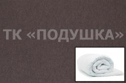 Купить коричневый трикотажный пододеяльник в Челябинске