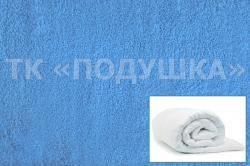 Купить голубой махровый пододеяльник  в Челябинске