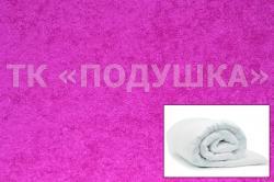 Купить фиолетовый махровый пододеяльник  в Челябинске