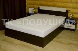 Купить белую махровую простынь на резинке в Челябинске